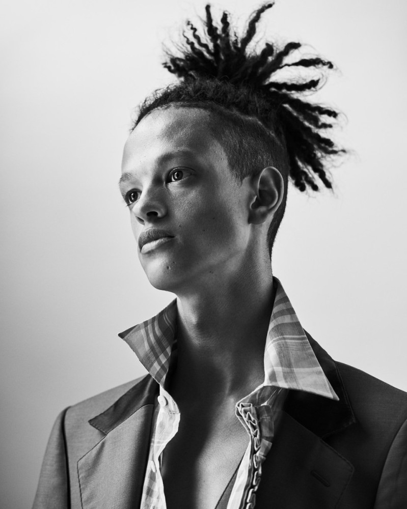 Felix R and Kofi B for Man About Town Magazine