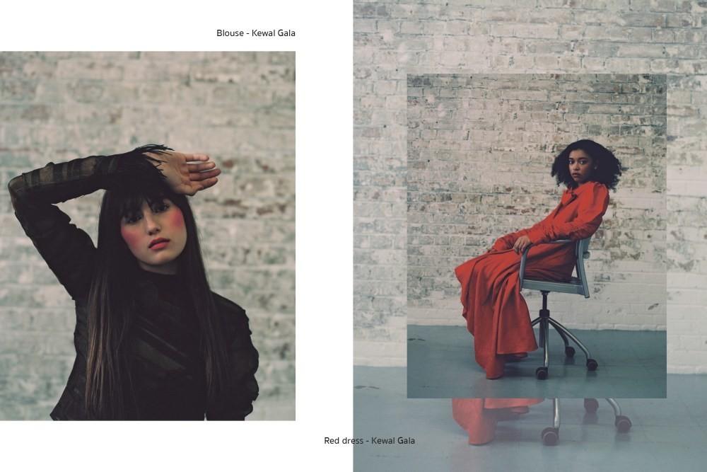 Abeni and Mila for Noctis Magazine