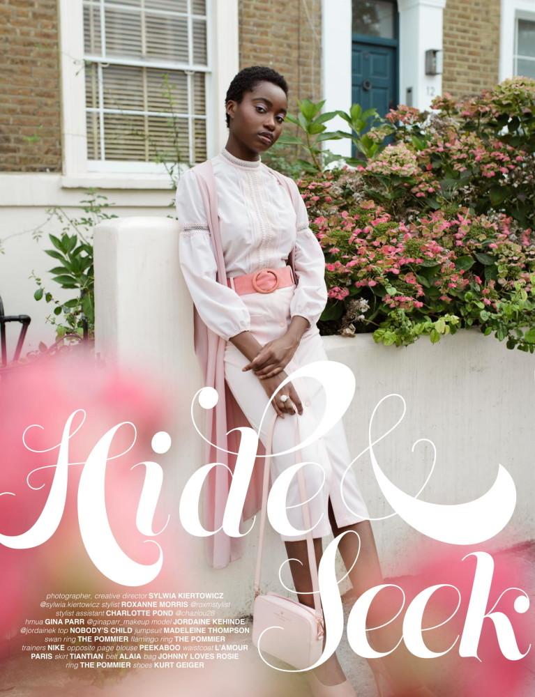 Jordaine for LUCY'S Magazine #41