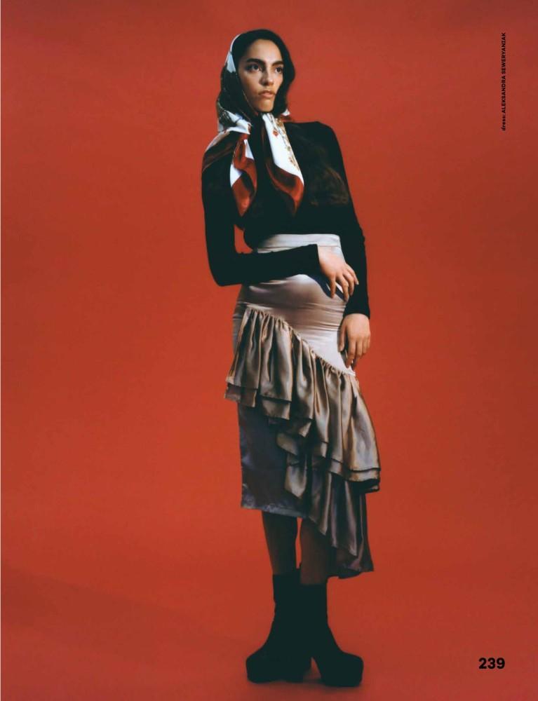 Germain for Modisch Magazine
