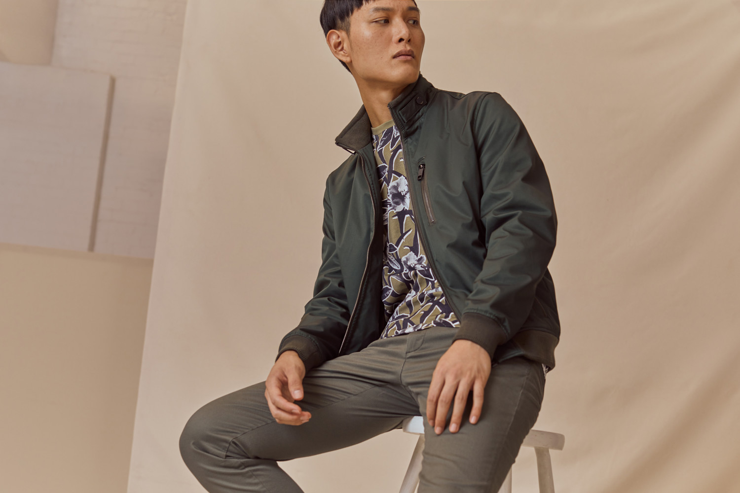Pace for Ted Baker SS19 Lookbook