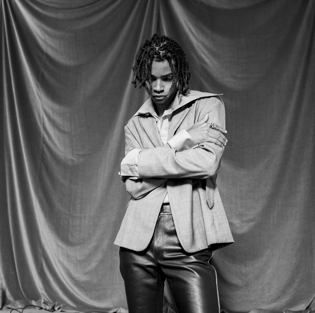 Quincy for The New Order magazine