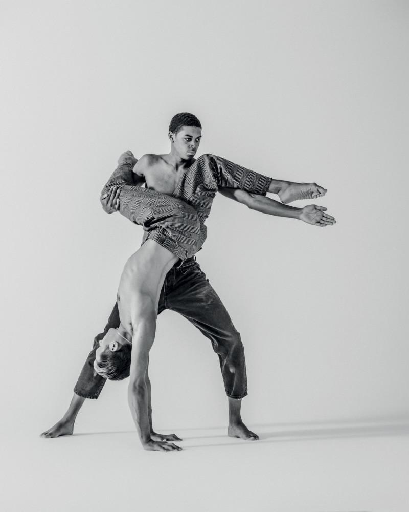 Elikem and Joseph for Cactus Magazine