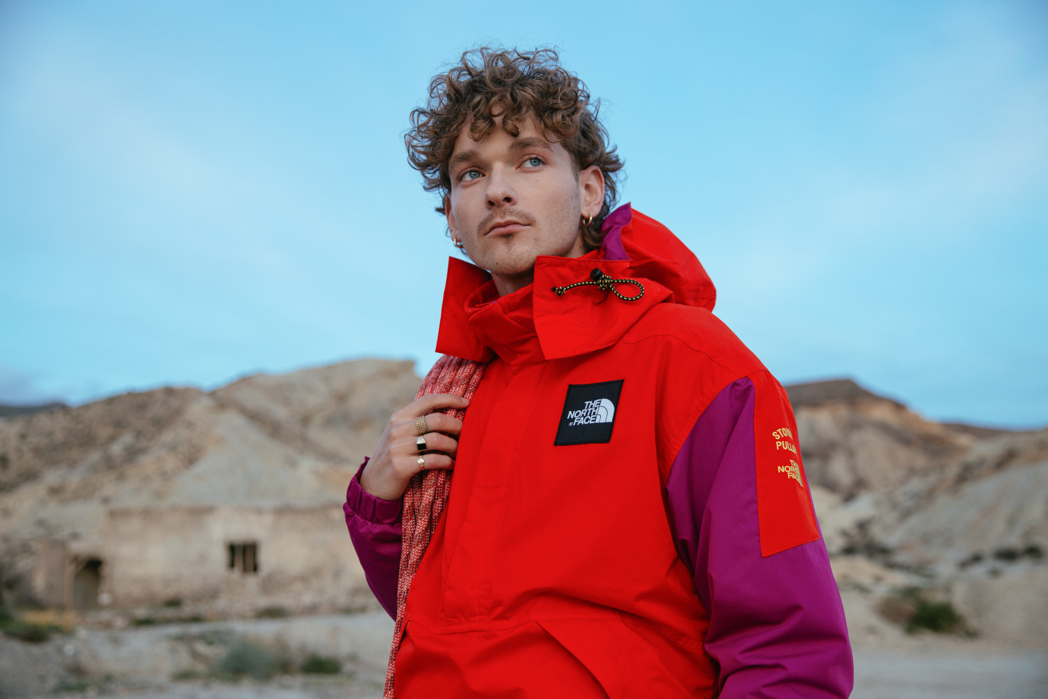Jack T for The North Face campaign