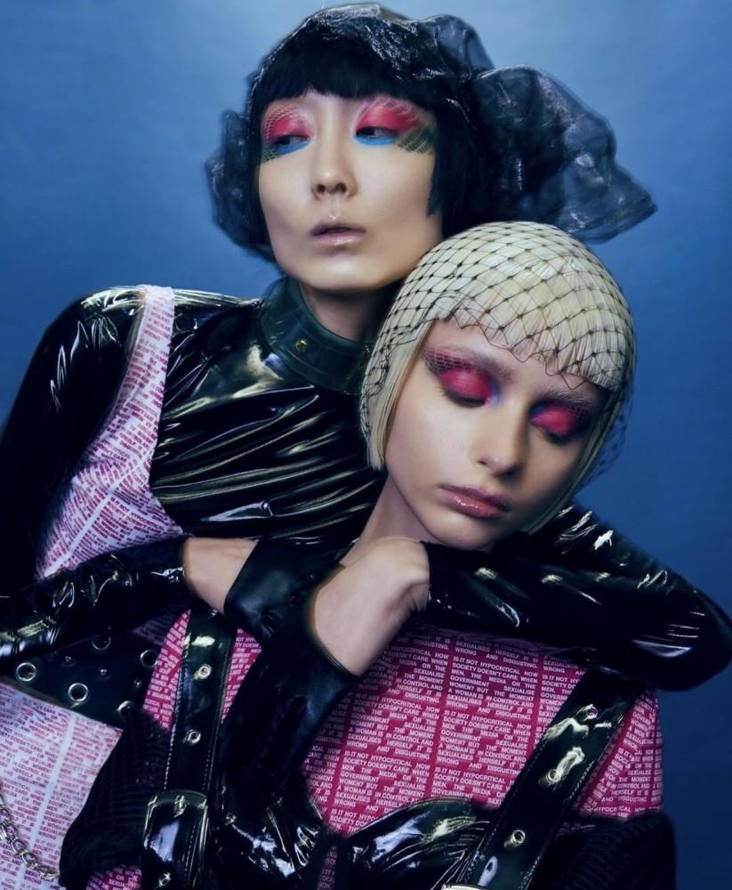 Kirika and Liam for Noctis Magazine