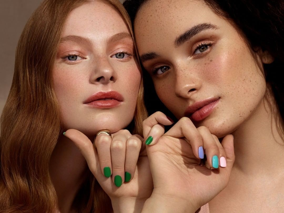 Laura for NAILS INC. - Plant power collection