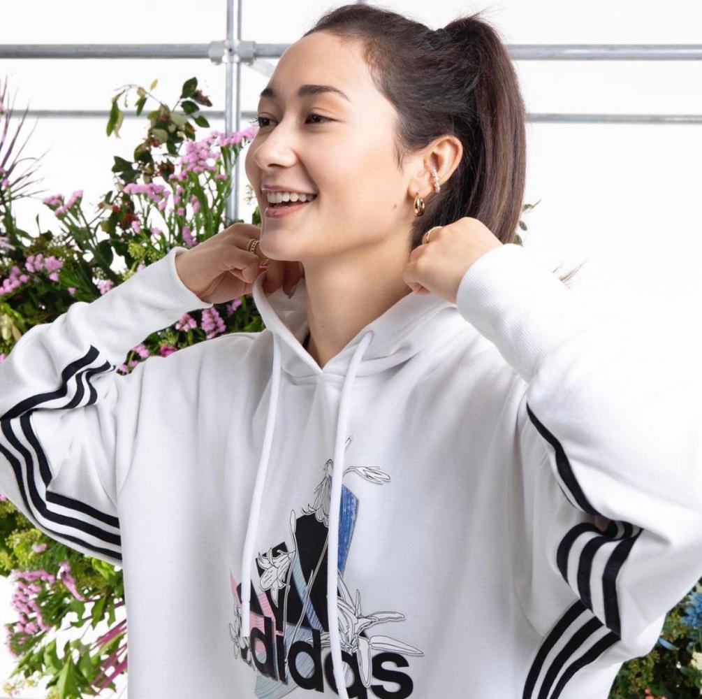Laila for Adidas