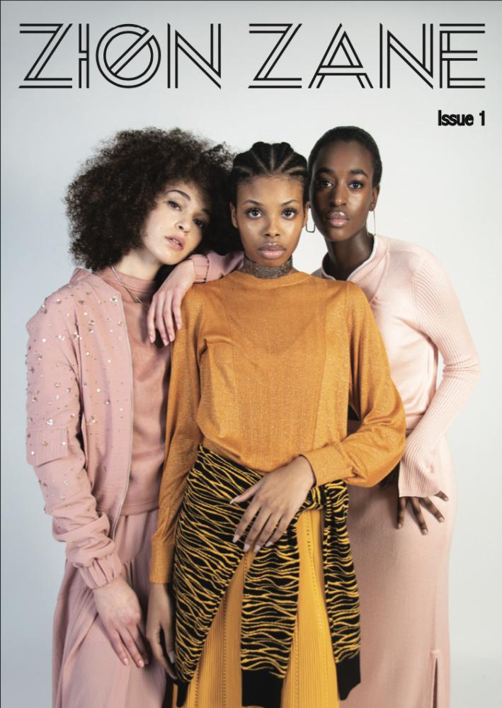 Asheka and Swade for Zion Zane Magazine