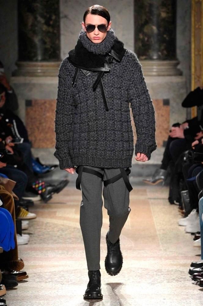 Les Hommes - Fashionweek Milao 2017