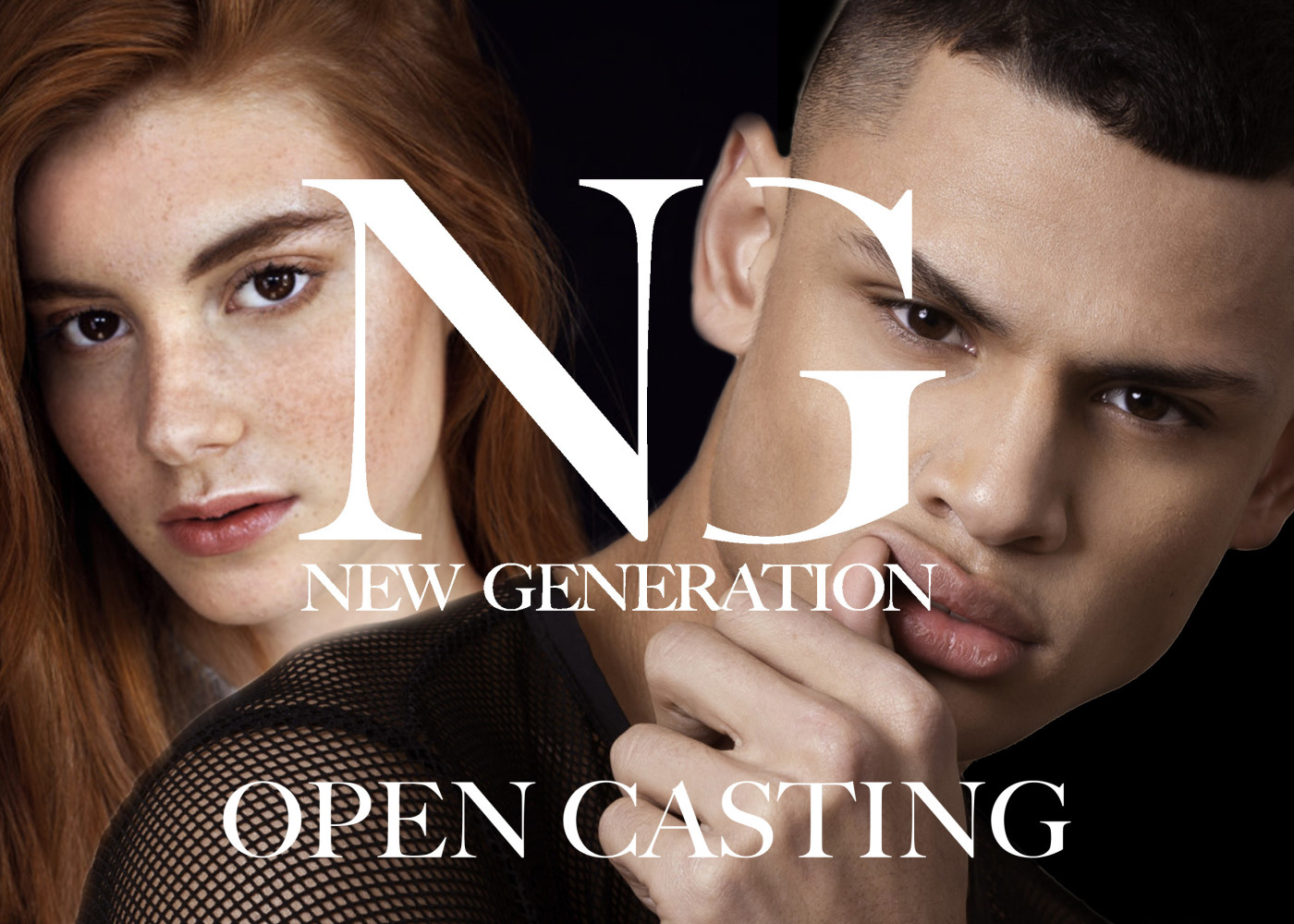 OPEN CASTING - Friday 10-05-2019!