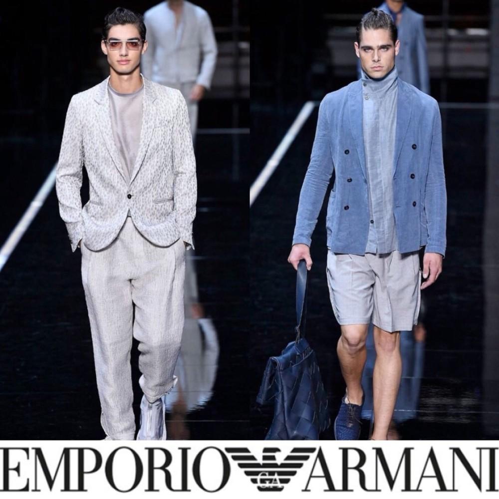 Quirin & Pascal S. for EMPORIO ARMANI!