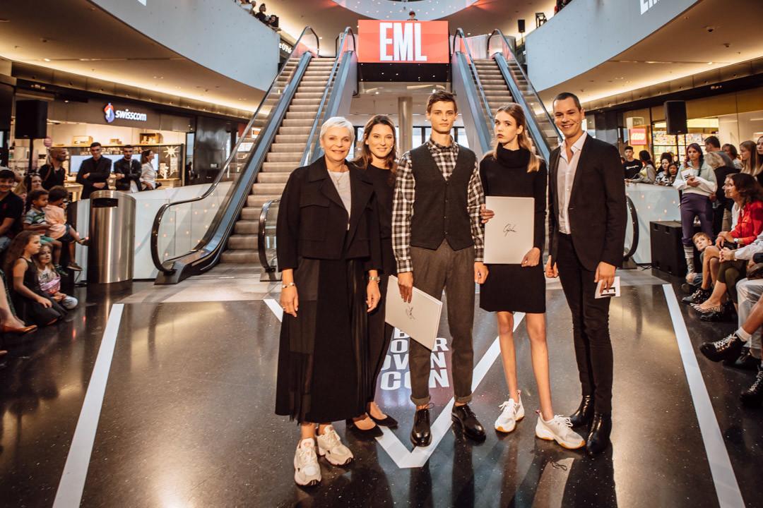Elite Model Look Switzerland 2019 Winners Alissa and Rafael