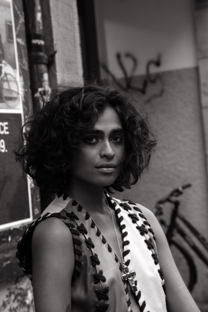 Barathy A. for Faces Magazine