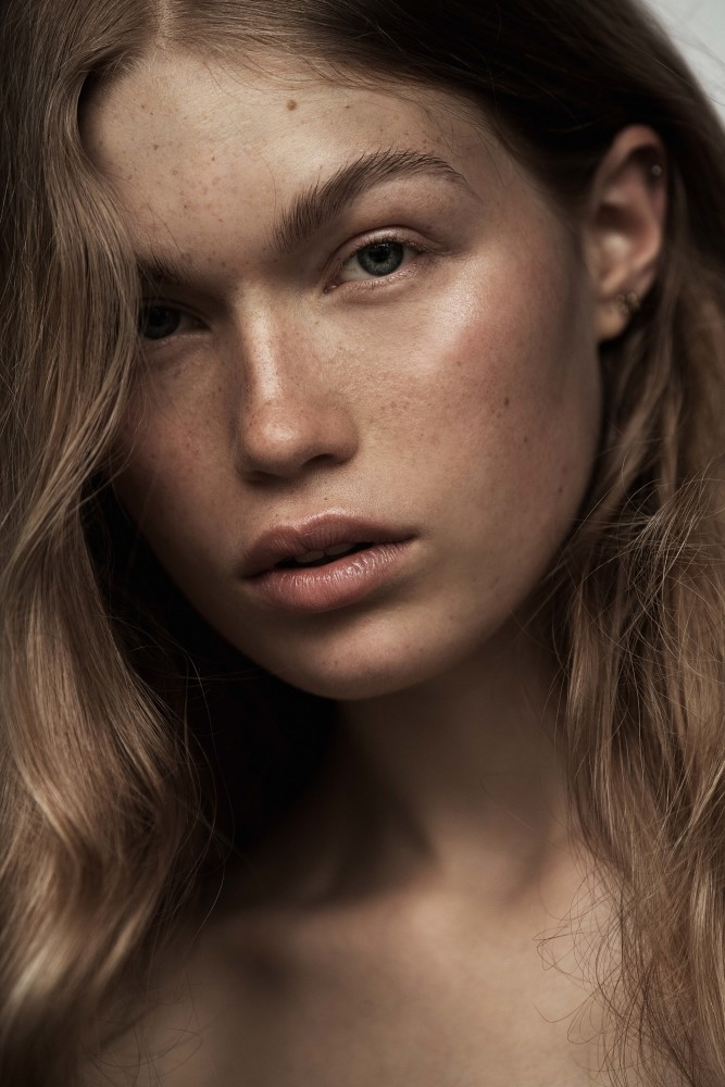 Stunning Ladina B. by Ellin Anderegg