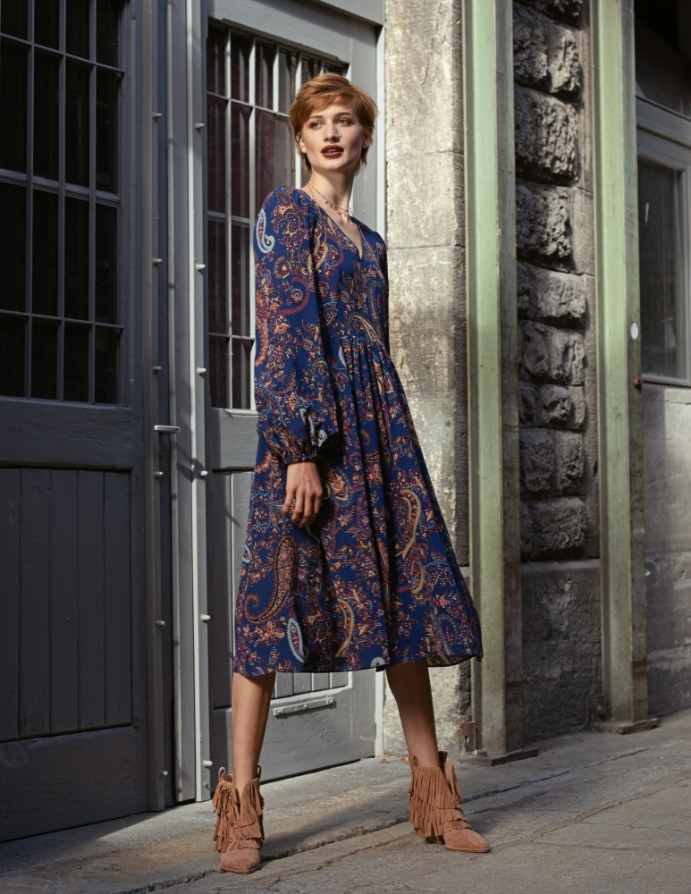 Florence Lischer for Ledergerber Mode