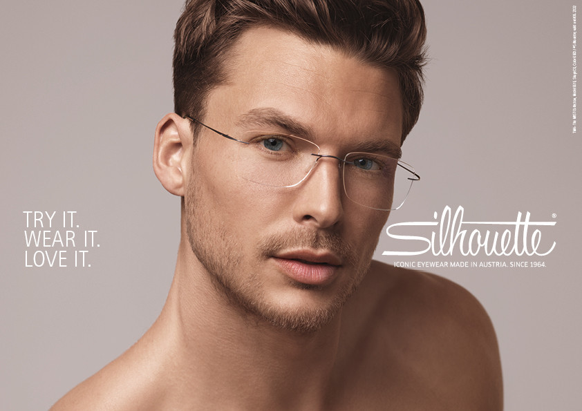 MARTIN M for Silhouette Eyewear