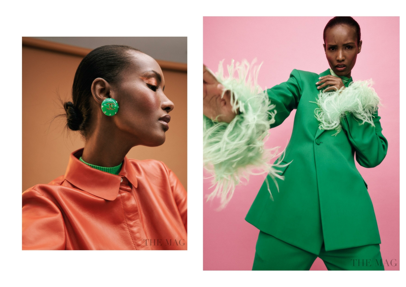FATIMA S for The Mag summer 2021 #special
