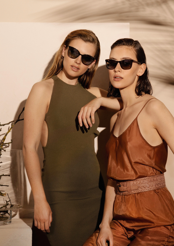 ANOUK D & ANJA S for Invu Campaign