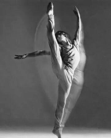 ALEXANDER J ballet dancer