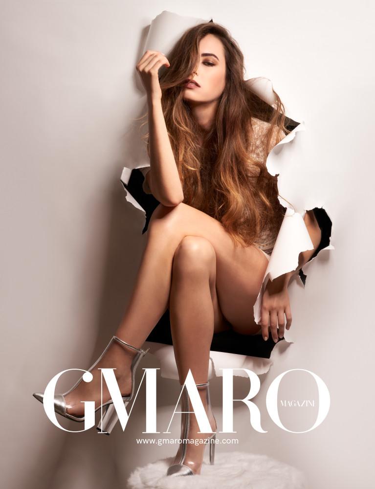 Janine for Gmaro Magazine