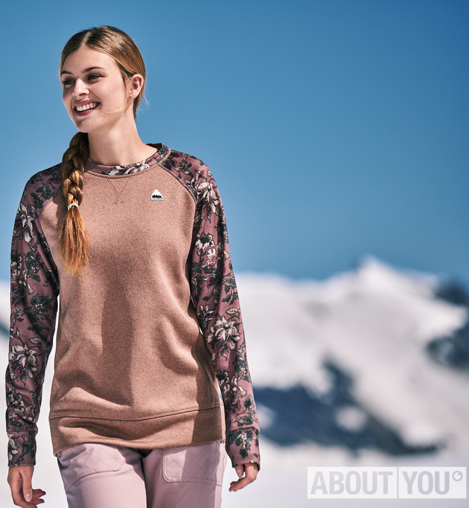 Anja & Anina for About You Winter Campaign