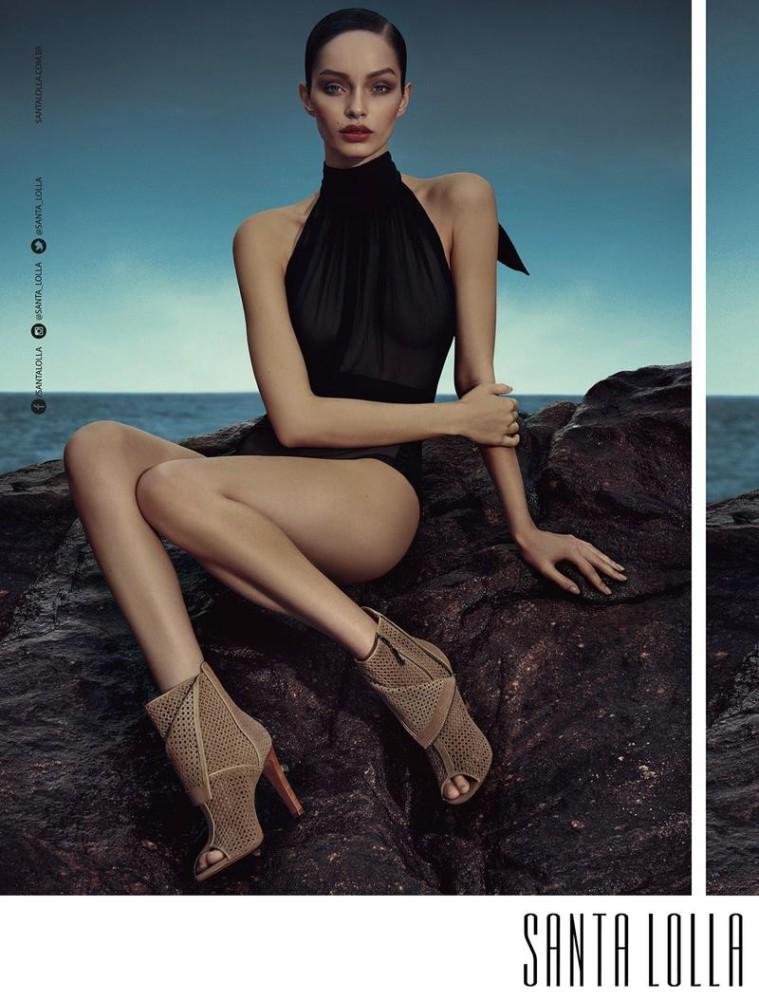 Luma Grothe For Santa Lolla SS16 | Premier Model Management