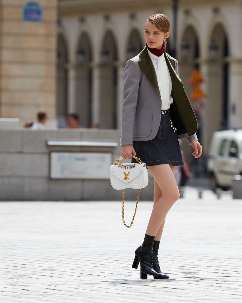 8cb94fc2f071 Louis Vuitton The New Wave Bag