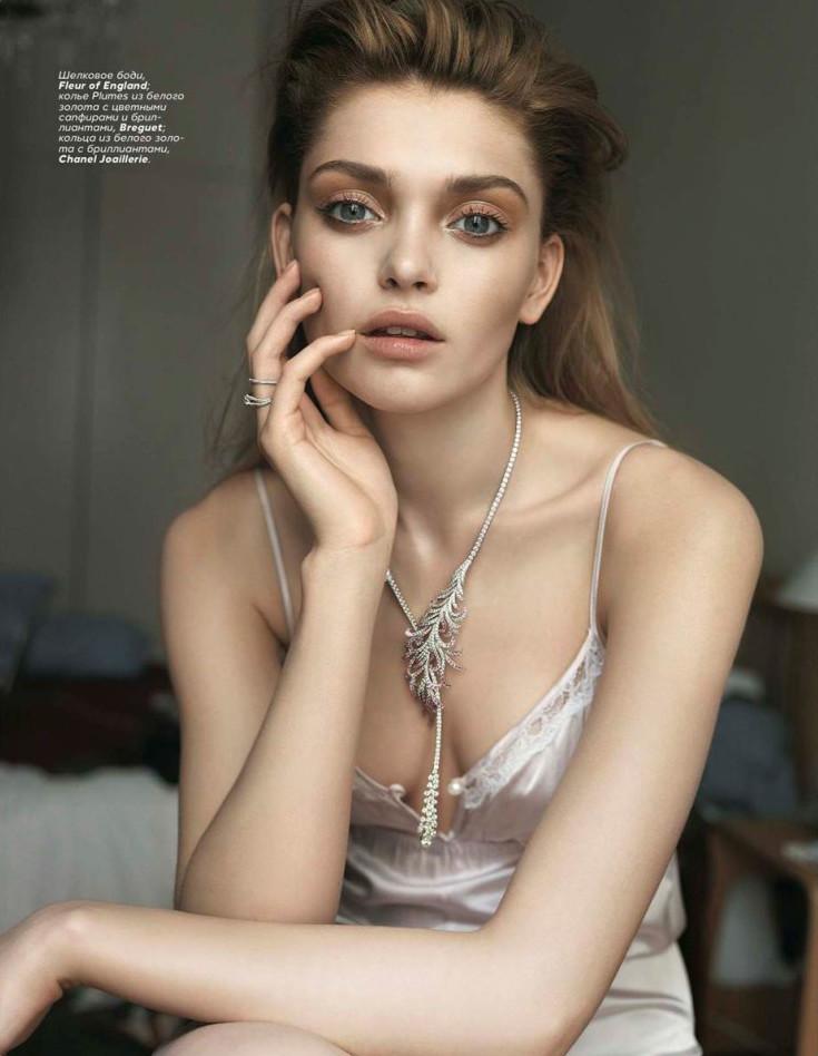 Valeriia Karaman Premier Model Management