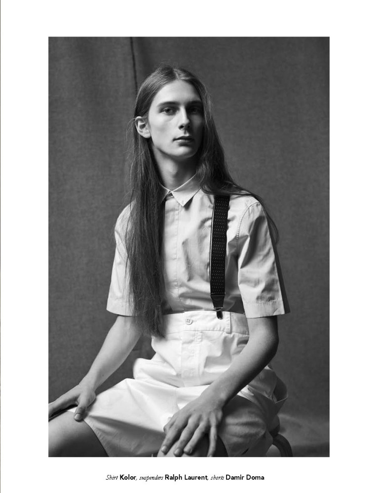 Amish | Premier Model Management