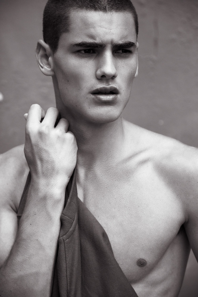 Caspar Thomas Premier Model Management