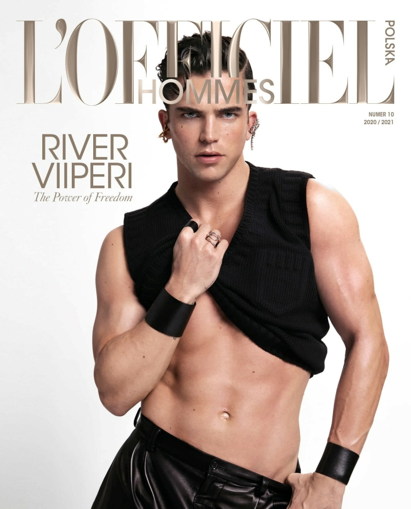 L'Officiel Hommes Poland
