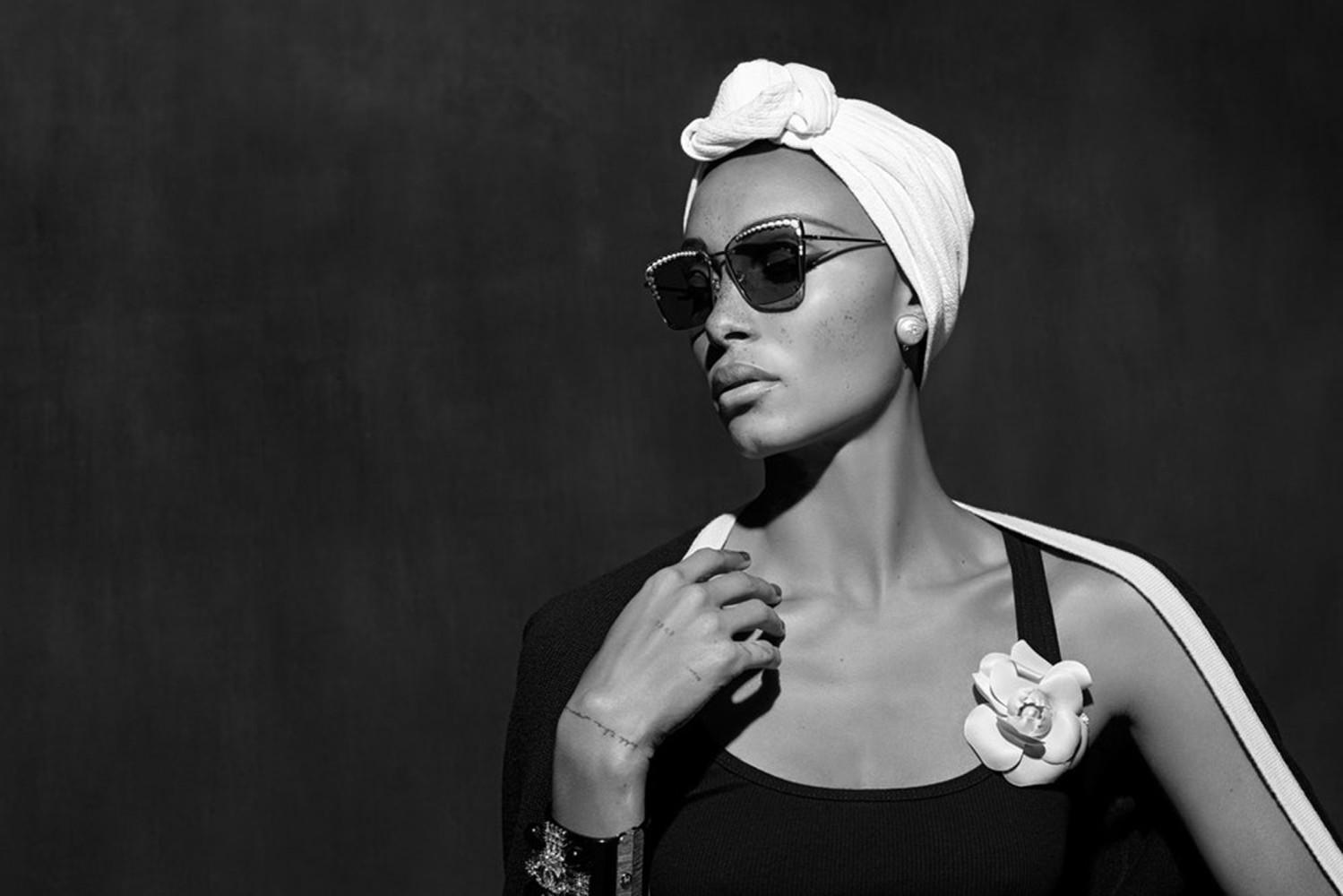 Chanel Eyewear Campaign SS18
