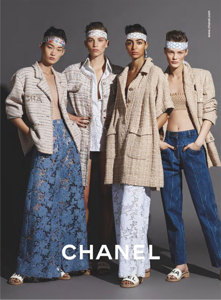 CHANEL: SS19 CAMPAIGN