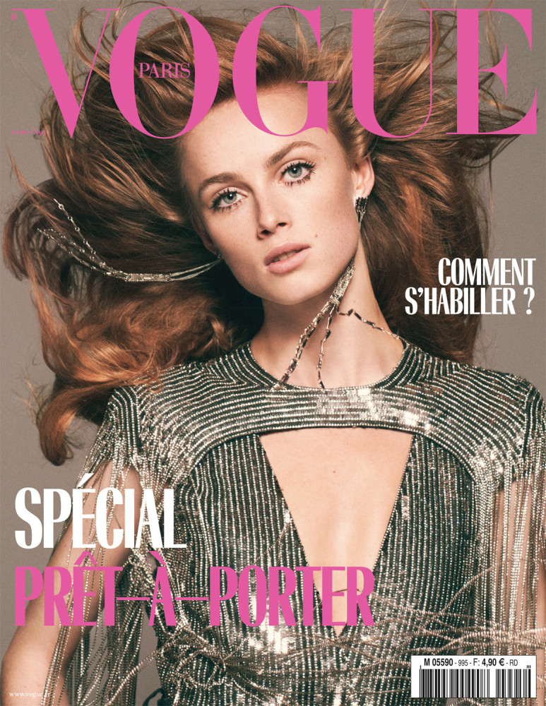 VOGUE PARIS: MARCH 2019