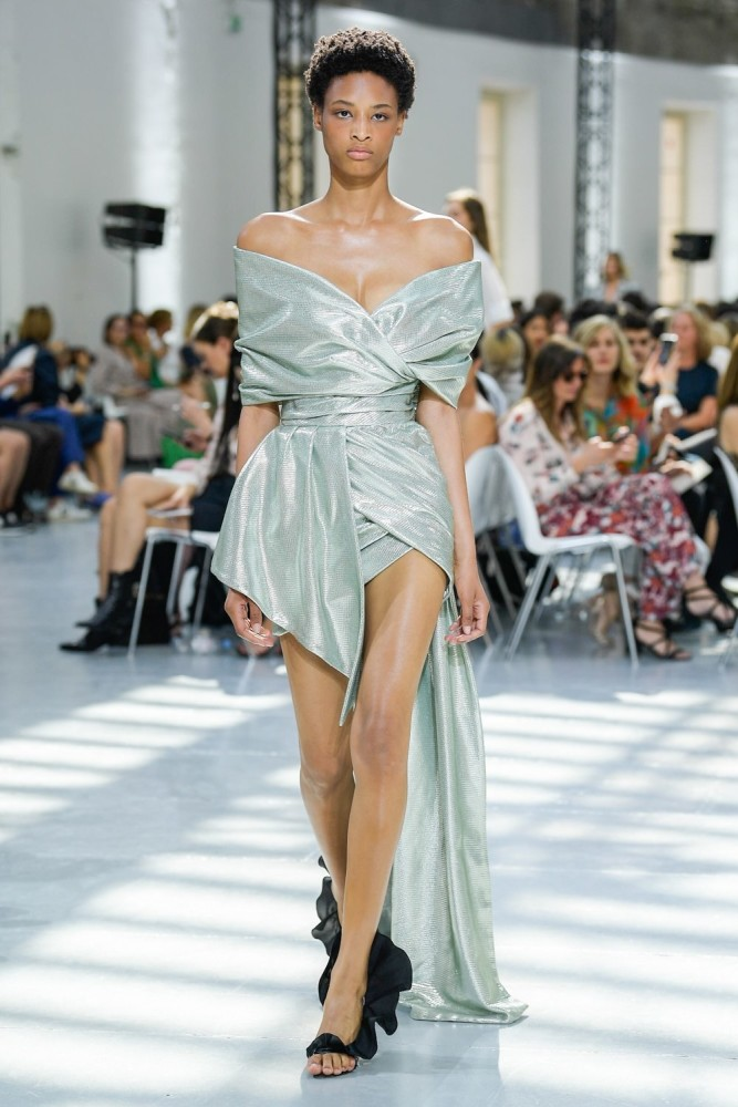 Alexandre Vauthier Fall 2019 Couture
