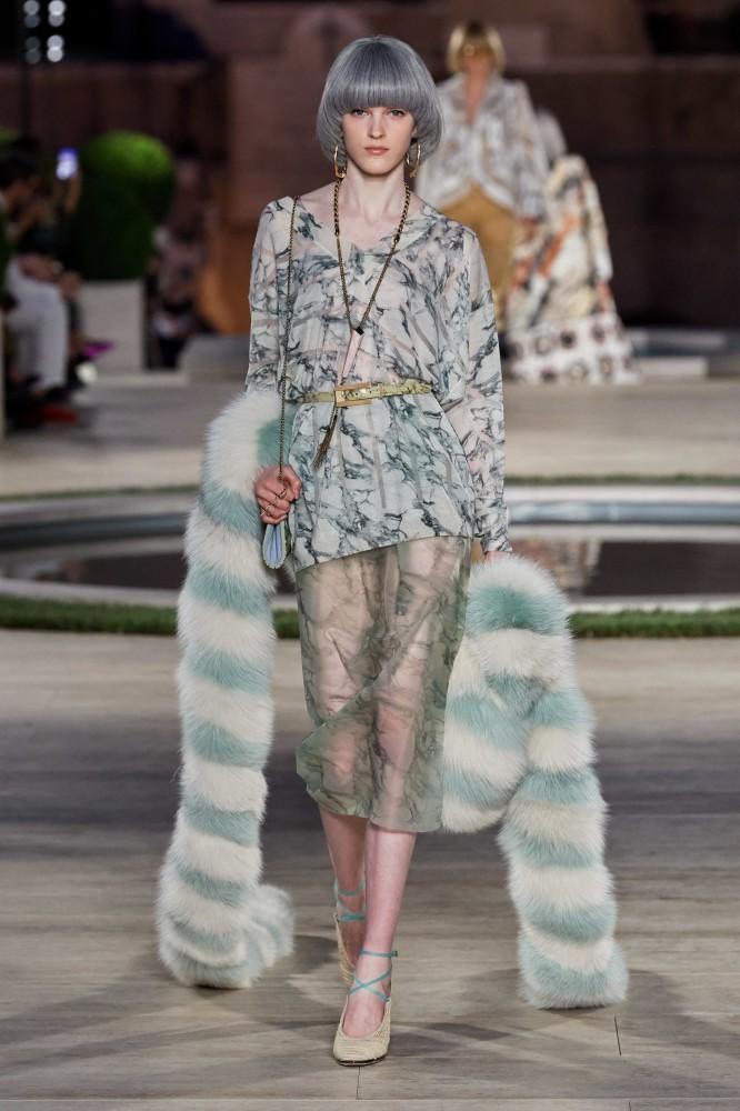 FENDI Fall 2019 Couture