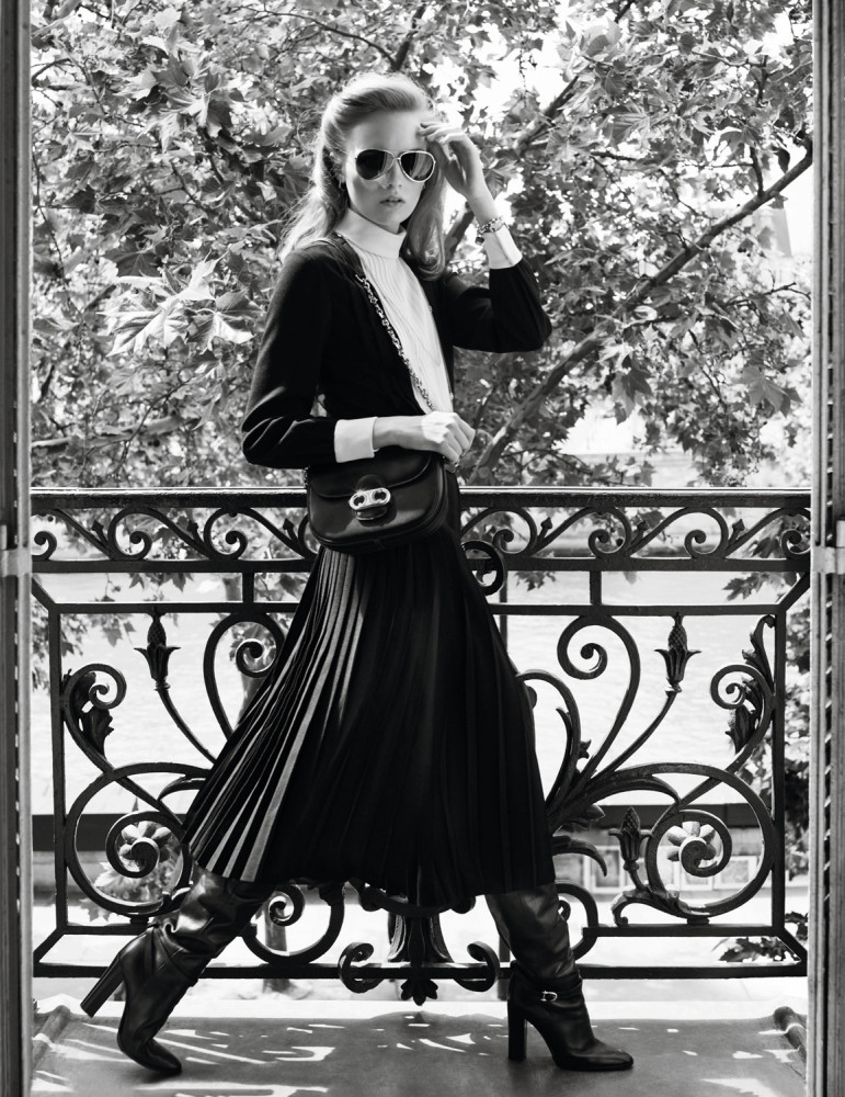 Vogue Paris: August Issue