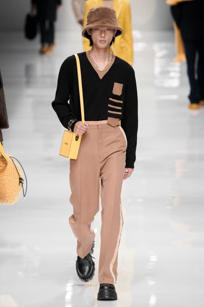 Fendi Menswear FW20