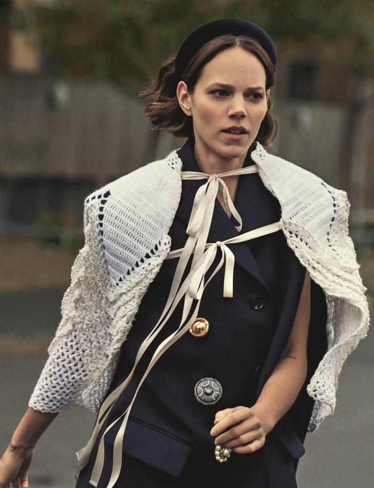 British Vogue: March Issue
