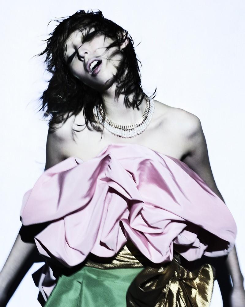 V Magazine: Couture Flash