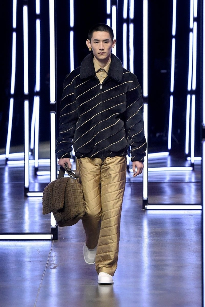 Fendi Mens Fall/Winter 21