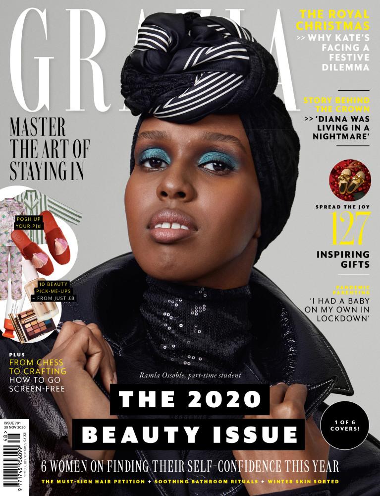 Grazia Beauty Issue