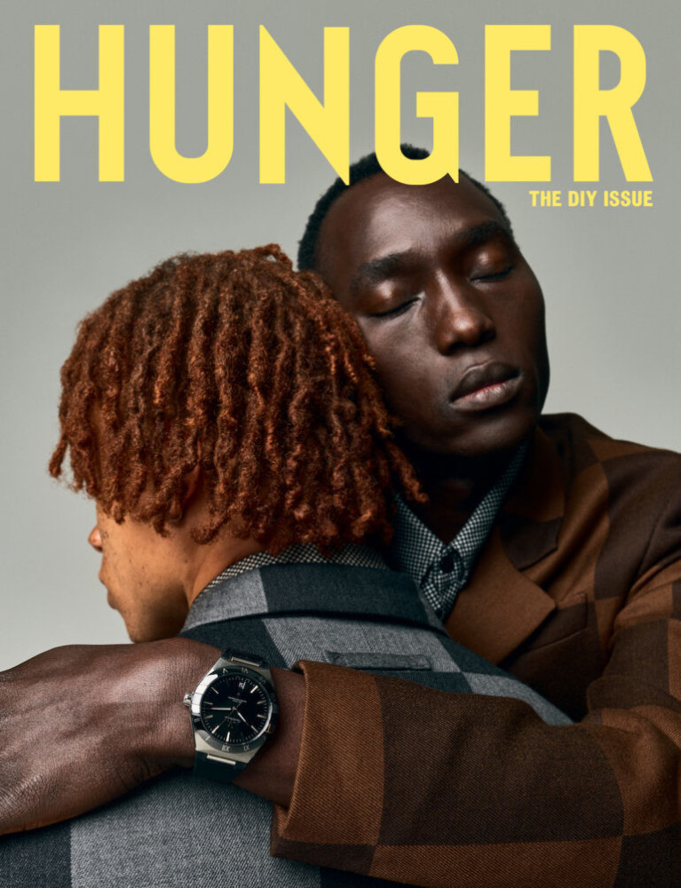 Hunger Magazine: The DIY Issue