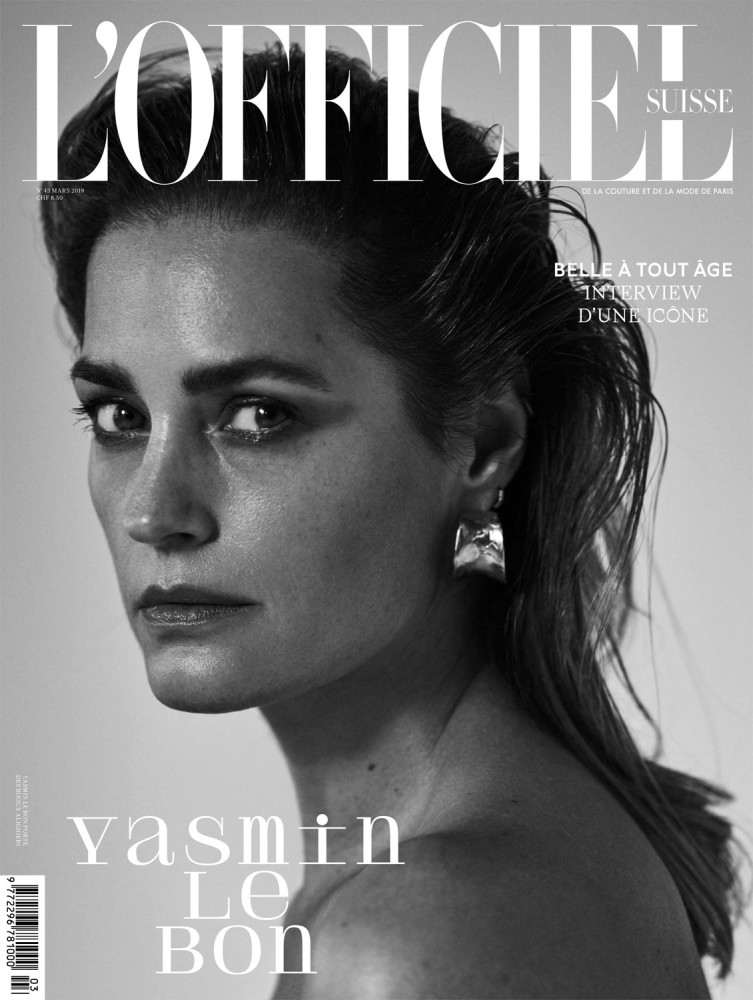 L'OFFICIEL: MARCH ISSUE