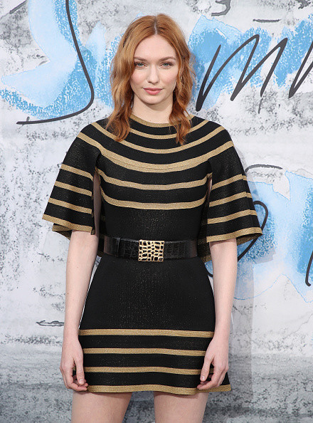 ELEANOR TOMLINSON: SERPENTINE SUMMER PARTY