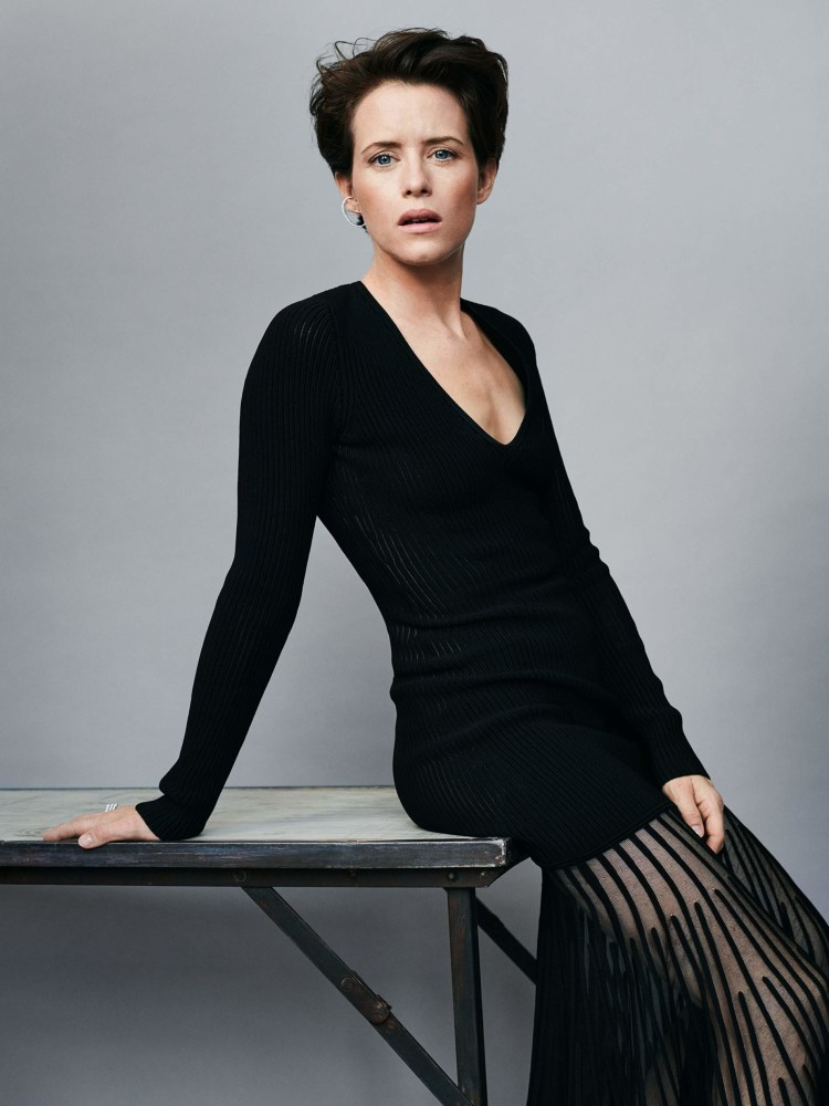 The Edit: Claire Foy