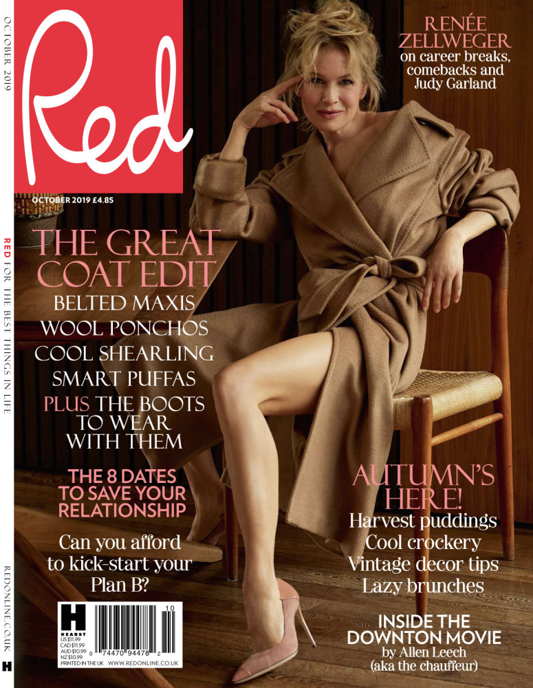 Red Magazine: October 2019