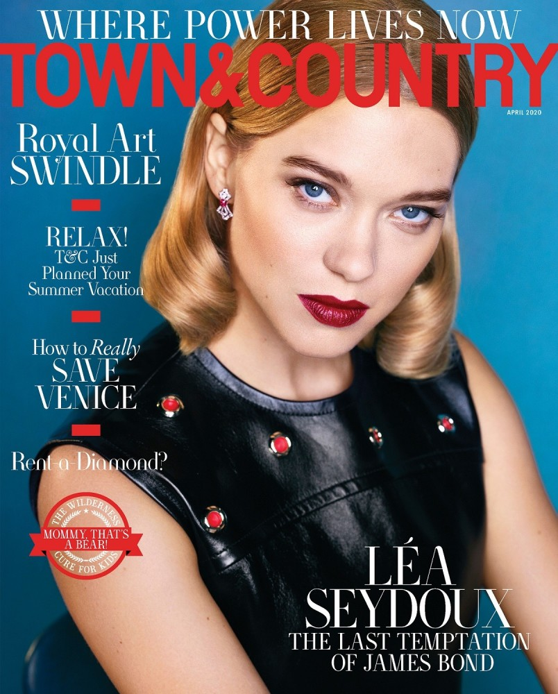 Town and Country: April Issue