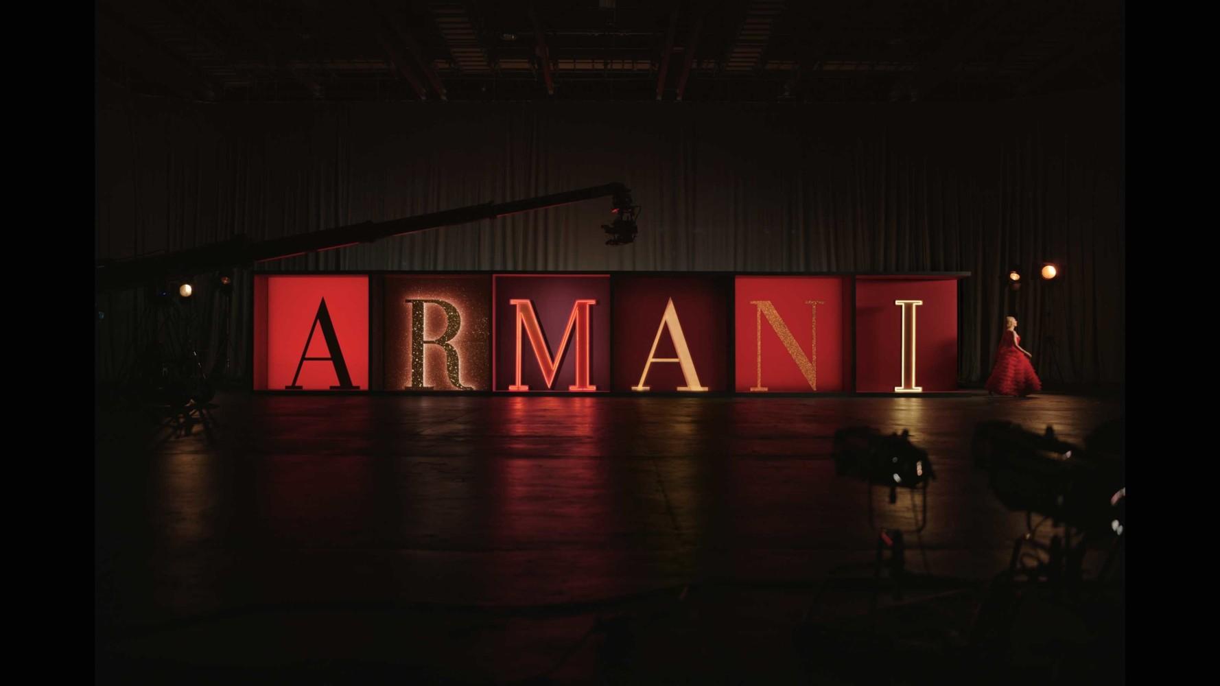 Armani Holiday 2020 Campaign