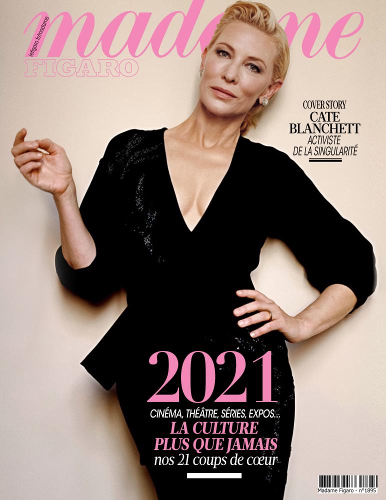 Madame Figaro: Winter 2020
